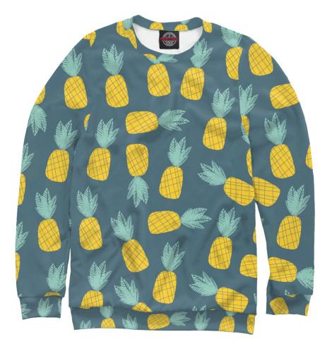 Свитшот Print Bar Желтый ананас свитшот print bar классный ананас