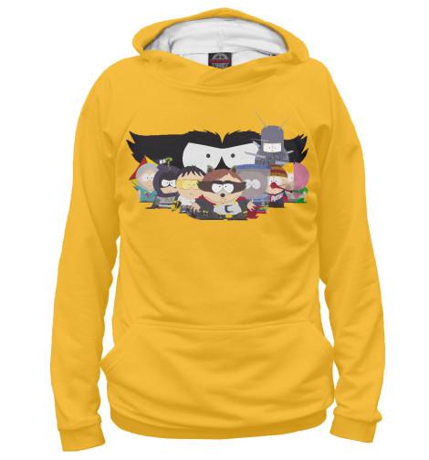 Мужское худи Супергерои South Park