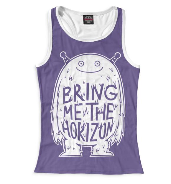 Купить Женская майка-борцовка Bring Me The Horizon BRI-754972-mayb-1