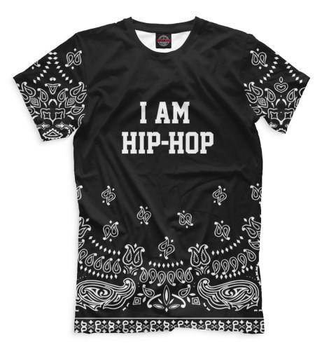 Купить Мужская футболка I Am Hip-Hop DNC-350526-fut-2