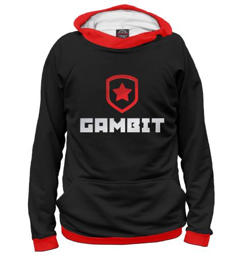 Худи Print Bar Gambit Gaming queen s gambit