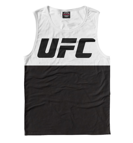 Майка Print Bar UFC black ufc 2 ps4