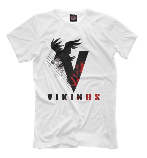 Футболка Print Bar Vikings