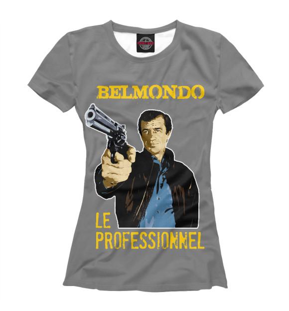 Купить Женская футболка Бельмондо ZNR-255521-fut-1