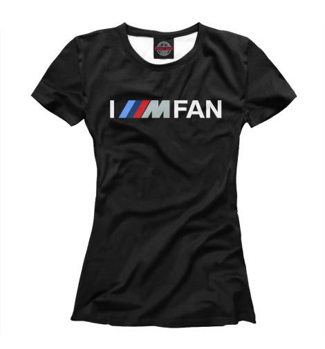Купить Женская футболка BMW APD-185806-fut-1