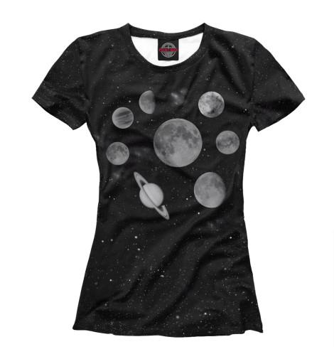 Футболка Print Bar Планеты футболка print bar планеты
