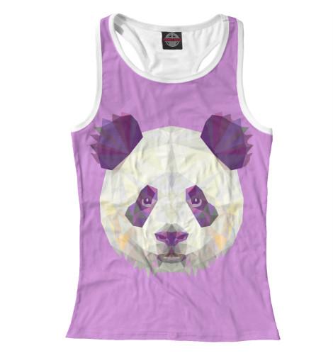 Майка борцовка Print Bar The Panda футболка print bar the panda