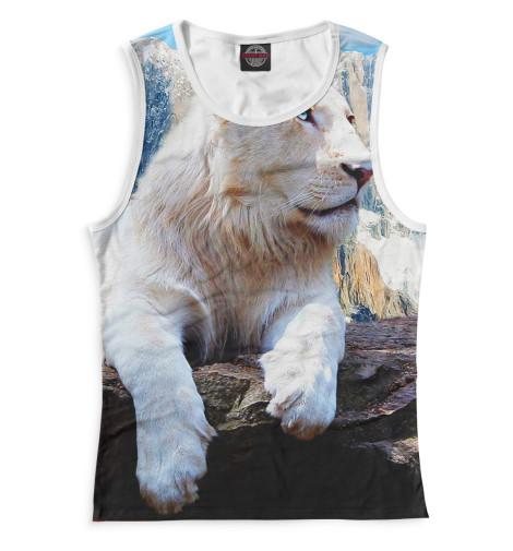 Женская майка Львы