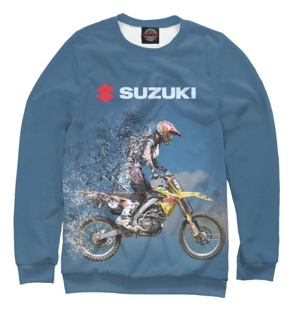 Купить Свитшот для девочек Suzuki MTR-404343-swi-1