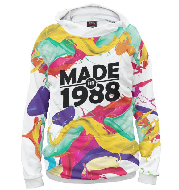 Купить Мужское худи Made in 1988 DVV-814969-hud-2