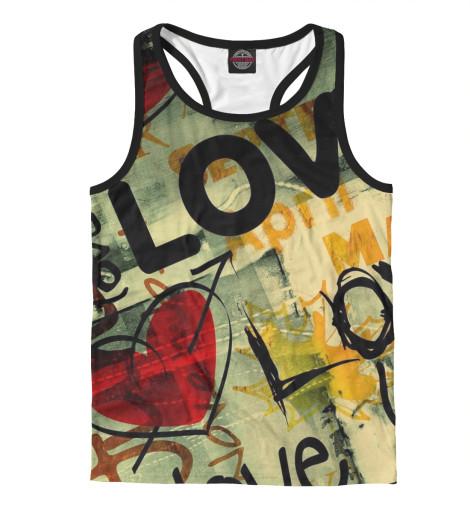 Купить Майка для мальчика Love APD-941097-mayb-2