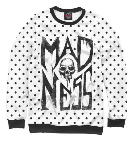 Свитшот Print Bar Madness max djeen september anatomy of madness