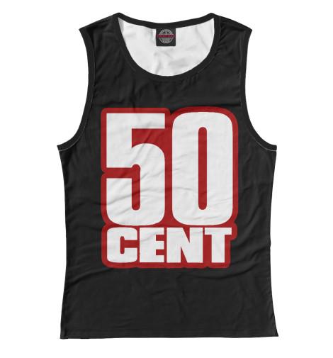 Майка Print Bar 50 Cent календарь а2 printio календарь 50 cent