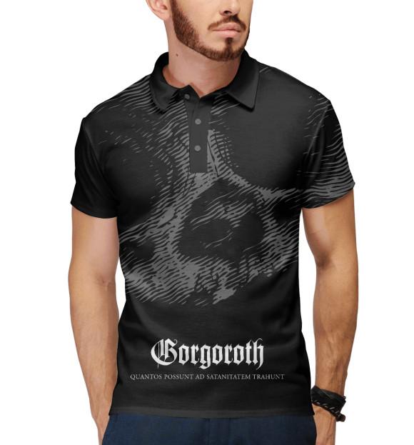Купить Мужское поло Gorgoroth MZK-885038-pol-2
