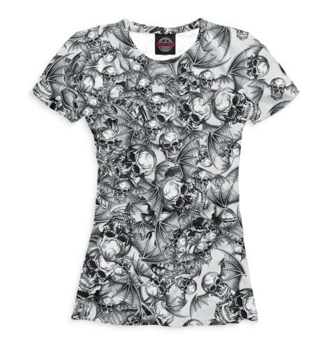 Женская футболка Avenged Sevenfold