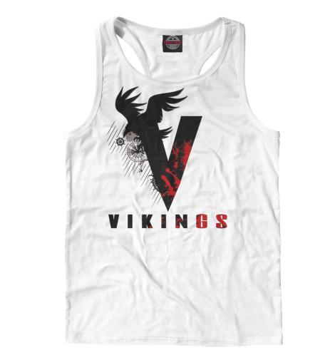 Майка борцовка Print Bar Vikings