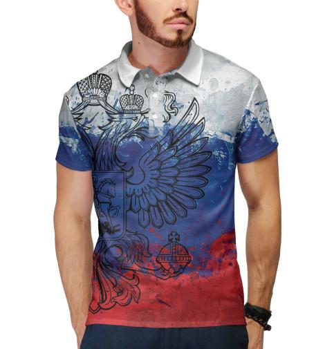 Print Bar Триколор и герб России