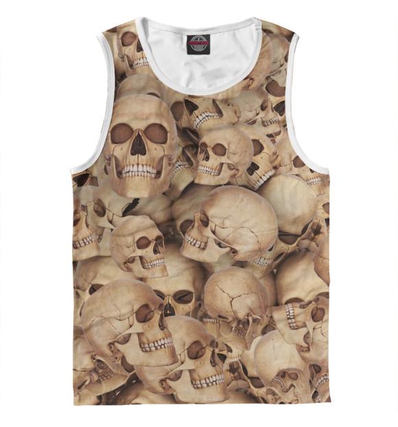 Купить Майка для мальчика Death's head APD-658877-may-2