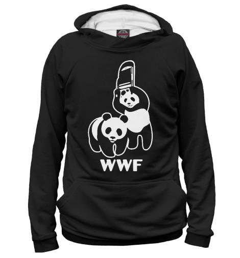 Худи Print Bar WWF Panda wwf wwf wwf997