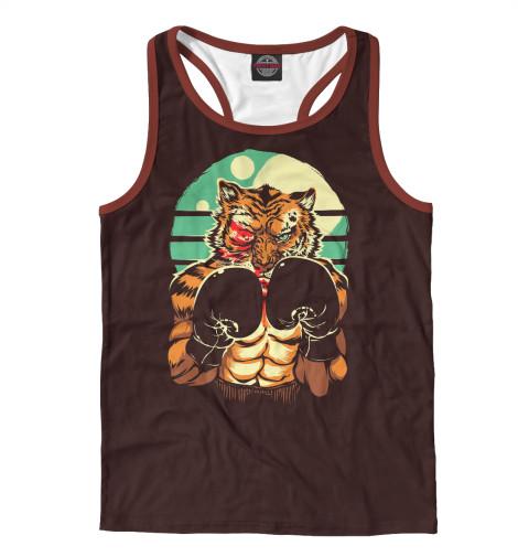 Майка борцовка Print Bar Eye of the Tiger футболка print bar eye of the tiger
