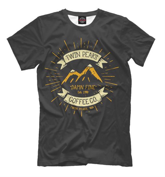Купить Мужская футболка Твин Пикс TPS-262659-fut-2