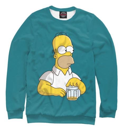 Купить Мужской свитшот Homer Beer SIM-111799-swi-2