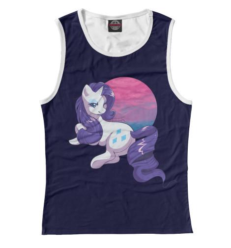 Майка Print Bar My Little Pony майка классическая printio my little pony rainbow dash