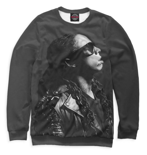 Женский свитшот Lil Wayne