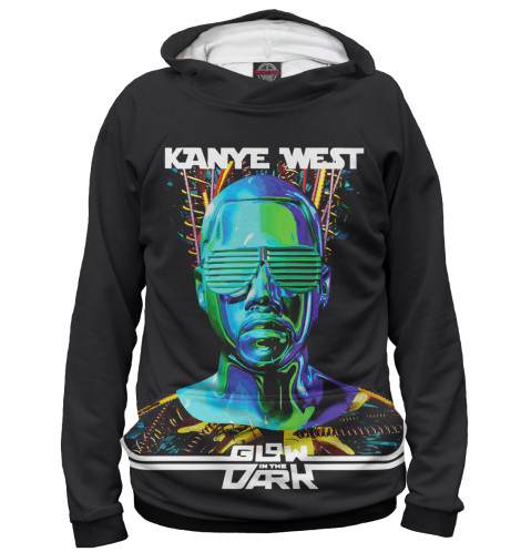 Худи Print Bar Kanye West худи print bar uncharted 4 путь вора