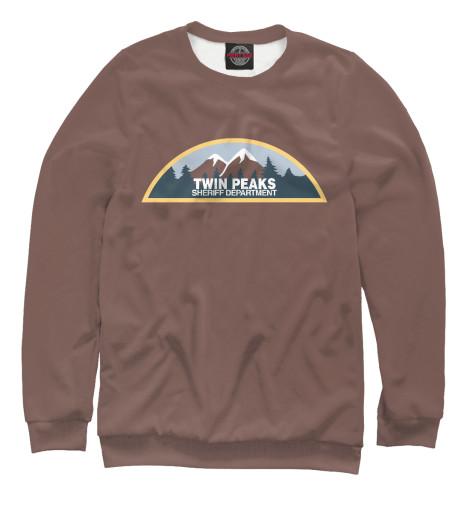 Купить Мужской свитшот Twin Peaks Sheriff Department TPS-888354-swi-2