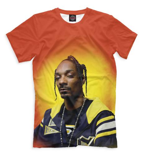 Мужская футболка Snoop Dogg