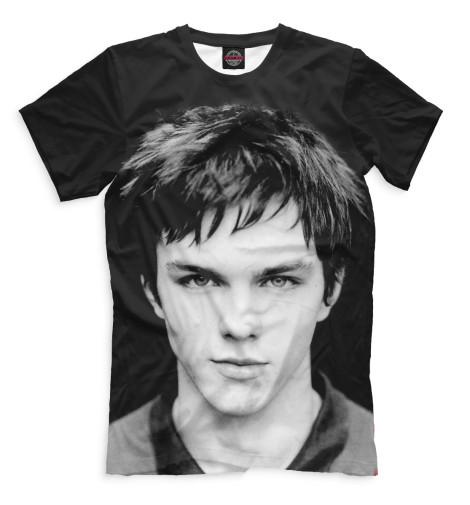 Мужская футболка Тони Стонем