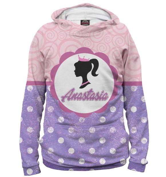 Купить Худи для девочки Анастасия ANS-726106-hud-1