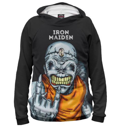 Женское худи Iron Maiden