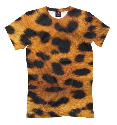 Футболка Print Bar Пятно леопарда худи print bar пятно леопарда