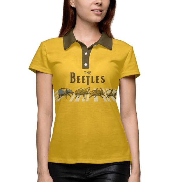 Купить Женское поло The bEEtles NAS-507252-pol-1