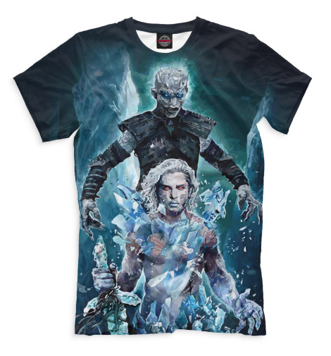 Купить Мужская футболка Игра Престолов IGR-697874-fut-2