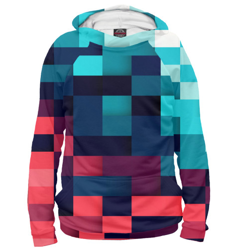Худи Print Bar Pixel color chem eshe poradyut pixel i pixel xl