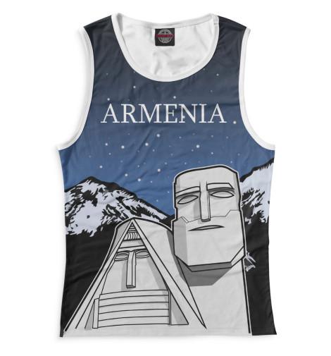 Купить Майка для девочки Армения AMN-308274-may-1
