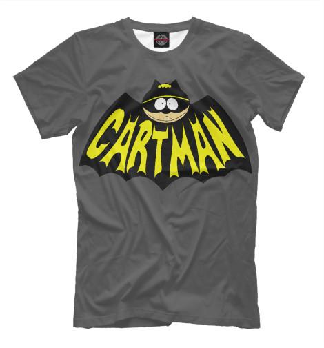 Футболка Print Bar Cartman южный парк