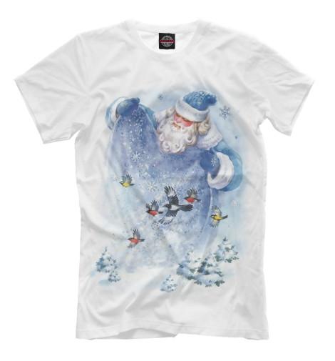 Купить Футболка для мальчиков Дед Мороз NOV-520560-fut-2