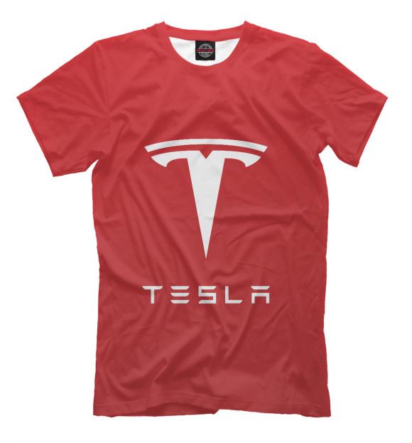 Купить Мужская футболка Tesla SPC-806266-fut-2