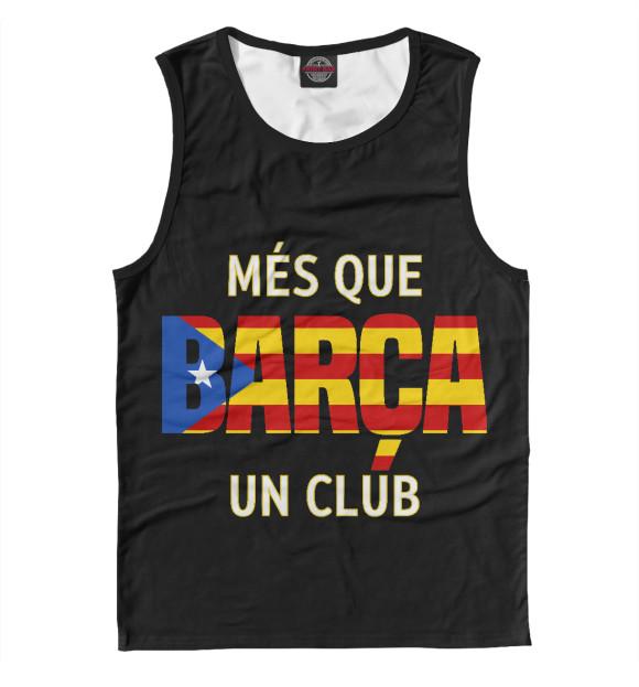 Купить Мужская майка Barca BAR-978716-may-2
