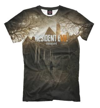 787f844be31b6 Футболки Resident Evil мужские, женские и детские - купить в Print Bar