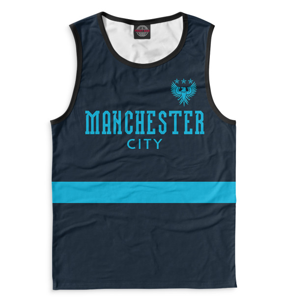 Купить Мужская майка Manchester City MNC-471945-may-2
