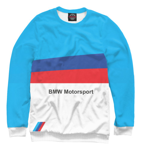 цена Свитшот Print Bar BMW Motorsport онлайн в 2017 году