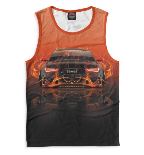 Мужская майка Audi RS6