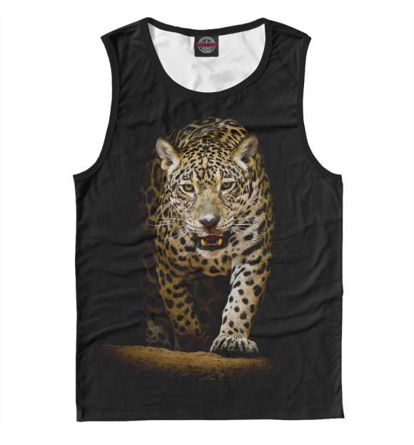 Купить Майка для мальчика Леопард HIS-810575-may-2