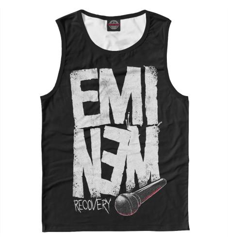 Майка Print Bar Eminem цены