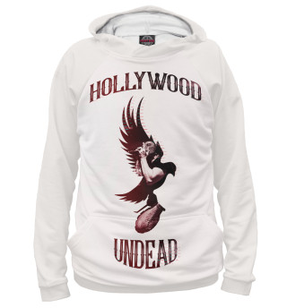 Худи для девочки Hollywood Undead Logo6